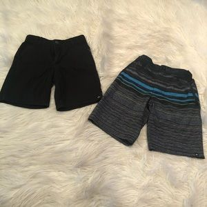 Bundle of boys quicksilver shorts